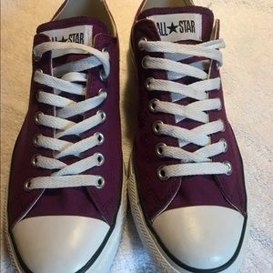 Converse All Star Size 9 Men & Woman 11